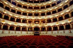 Teatro Comunale di Ferrara (hoka☆hey) Tags: italy ferrara teatrocomunalediferrara theather