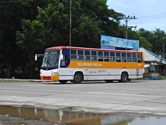 Yellow Bus Line 1908 (Monkey D. Luffy 2) Tags: hino us bus mindanao philbes photography philippine philippines enthusiasts society