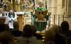 Misa Asociación Cultural Bernado F de Hoyos _ 1 (Iglesia en Valladolid) Tags: asociacióculturalbernardofdehoyos torrelobatón parroquiadesantamaría iglesia templo religion luisargüello