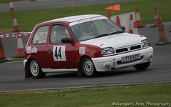Nissan Micra Harold Palin Memorial Stages Rally Mallory Park 2016 (Motorsport Pete Photography) Tags: nissan micra harold palin memorial stages rally mallory park 2016