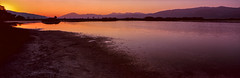 Sunset (Giovanni C.) Tags: escan01019 film panoramic greece analog fuji panorama pano 6x17 617 wide ultrawide analogue g617 landscape mediumformat mf nohdr nature gcap giovannic hellas griechenland   grecia europe scenic saveearth filmisnotdead lovefilm 120 220 v700 epson scanner scanning fujica fujifilm