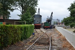 2016-09-17: Train Parking (psyxjaw) Tags: chatham dockyard forties event salutetotheforties kent 40s reenactment historic