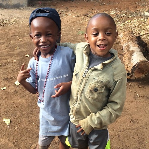 "Cele and Coleman are happy that schools out and it's the weekend!!! Hope everyone has a good Friday! #happykids #tuleeni #neemaintl • <a style=""font-size:0.8em;"" href=""http://www.flickr.com/photos/59879797@N06/30240255113/"" target=""_blank"">View on Flickr</a>"