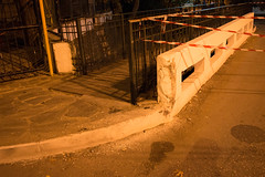 (Psinthos.Net) Tags:    prank psinthos bridge vrisi vrisiarea vrisipsinthos      road night     nightlights  closedroad autumn october