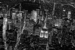 Gotham (gimmeocean) Tags: gotham manhattan newyorkcity nyc newyork ny midtown empirestatebuilding aerial helicopter helo