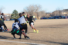 20161123-A-TN961-001 (The 4th Infantry Division) Tags: 4thinfantrydivision 4thinfdiv 4th sustainment brigade turkey bowl championship game camaraderie espirit d corps holiday flag football unit sports teams ironhorsedivision