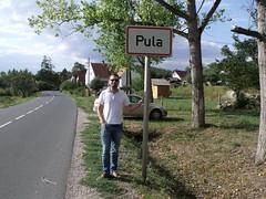 Pula (Norbert Bnhidi) Tags: veszprmmegye veszprm pula tbla nvtbla helysgnvtbla teleplsnvtbla helysgnv sign namesign placenamesign placename tafel ortstafel ortsname