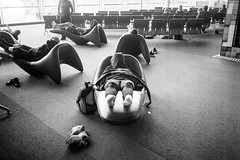 Sans titre (Guy Le Guiff) Tags: streetphotography street strada rue argentique film paris roissy obscured awful chroma cigar closed gun esp foto hello oculi soul grime legal sk dino frame sandman sleep