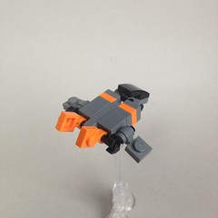 The 61-T Ingjalf (TenorPenny) Tags: lego microscale microspace fightercraft