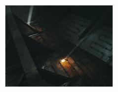 IMG_5086 (jimbonzo079) Tags: mt great news dakar atlantic ocean senegal 2008 canon powershot a710is boat vessel ship crude oil tanker cargo petrol panamax view marine maritime industry industrial naval engineering work utm trip travel africa digital film effect texture vintage old retro colour compact steel hull big art greek inside tank sunbeam light dark space photoshop lightroom vsco mood empty scale world interior geometry minimal abstract