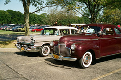 1609_YashE35GT_002.jpg (OldChE) Tags: activity cantigny carshow coloryashinondx45f17 film kodakgold200 museums places yashicaelectro35gt