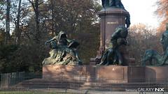 20161112_145948 (uweschami) Tags: berlin mitte stadtmitte waschmaschine bundespresidialamt bundeskanzleramt siegessule tiergarten park monument spree hauptbahnhof