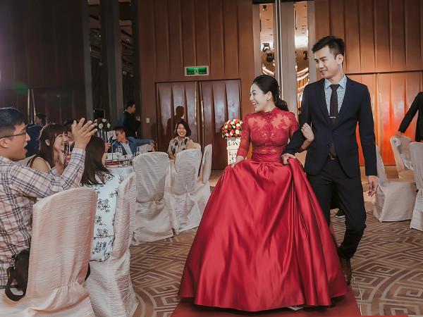 台南婚攝 香格里拉遠東國際大飯店 國際廳030