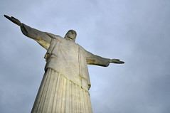 Christ the Redeemer (jarrett45frazier) Tags: rio de janero brazil olympic olympics summer 2016 games christtheredeemer jesus statue church religion