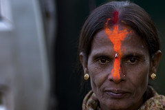culture & beauty (chandrackd) Tags: chhath festival festivalsofnepal kathmandu nepal hindu hinduism woman portrait travel travelnepal photosofnepal
