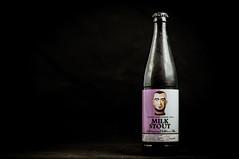DSC05877 (Browarnicy.pl) Tags: kuniapiwowarwmilkstout stout milkstout sweetstout janolbracht bottle butelka piwo bier beer craftbeer kraftowe
