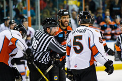 "Missouri Mavericks vs. Ft. Wayne Komets, November 12, 2016, Silverstein Eye Centers Arena, Independence, Missouri.  Photo: John Howe/ Howe Creative Photography • <a style=""font-size:0.8em;"" href=""http://www.flickr.com/photos/134016632@N02/30897525371/"" target=""_blank"">View on Flickr</a>"