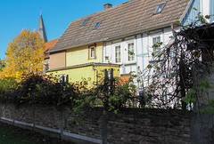 Dorfansichten, Wetterau 2016 (Spiegelneuronen) Tags: wetterau drfer dorf ansichten ortsbild