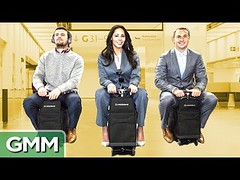 Coolest Luggage You Can Ride (Download Youtube Videos Online) Tags: coolest luggage you can ride