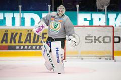 Lars Haugen 2016-10-29 (Michael Erhardsson) Tags: shl svensk ishockey ishockeyspelare 2016 lars haugen norsk målvakt fbk färjestad