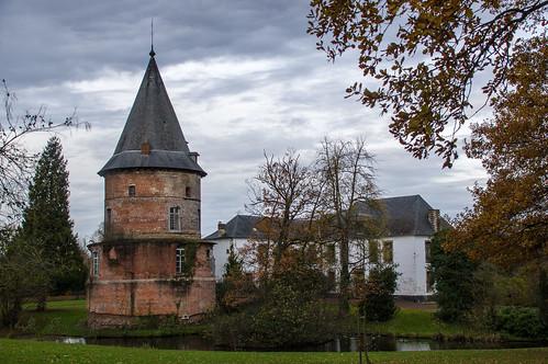 Diepenbeek, kasteel van Diepenbeek