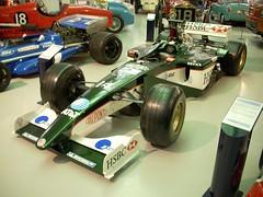 2001 Jaguar R1 (quicksilver coaches) Tags: jaguar r1 formula1 grandprix heritagemotorcentre gaydon