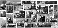 Thumbnails! (Zhillustrator) Tags: thumbnails thumbnail sketch sketches digital art digitalart digitalpainting painting