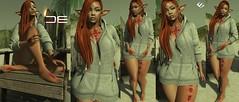 Detached - Suffer Well (Ai Venus Kouyama) Tags: sl secondlife blog blogging virtual worlds avatar tumblr elf ginger detachedenigma elite fashion style