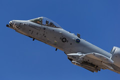 """Fairchild Republic A-10C Thunderbolt II of the 47 FS """"Dogpatchers"""" from Davis-Monthan AFB (Norman Graf) Tags: dogpatchers 10af 10thairforce 442ndfw 442ndfighterwing 47fs 47thfightersquadron 790154 924fg 924thfightergroup a10 a10c afrc airforcereservecommand aircraft airplane cas closeairsupport dp davismonthanafb fairchildrepublic hawgsmoke2016 jet militaryexercise plane thunderboltii usaf unitedstatesairforce warthog whitemanafb"""