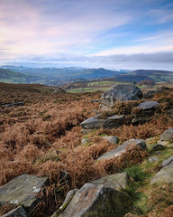 Surprise View(9) (S.R.Murphy) Tags: landscape nov2016 peakdistrict surpriseview fujifilmxt2 rock rockformation hill outdoor ngc stuartmurphy
