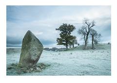 Henge (catt1871) Tags: winter frost henge monolith mayburgh lakedistrict landscape