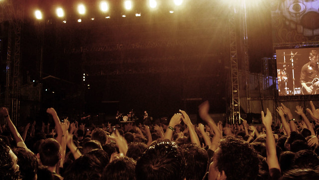 Arctic Monkeys - LOLLAPALOOZA 2012