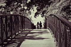 shadows on the bridge (WITHIN the FRAME Photography(5 Million views tha) Tags: shadows patterns symmetry textures filters eos7d best4gpin