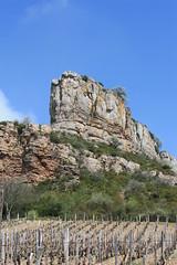 La roche de Solutré (Christophe Ramonet) Tags: solutre solutrepouilly