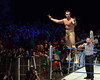 Alberto Del Rio WWE Smack Down at the O2 Arena Dublin, Ireland