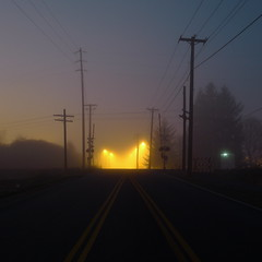 The Puyallup River Valley (A Photo Essay) (steven-brooks) Tags: railroad morning usa fog rural america landscape dawn early washington suburban traintracks foggy valley pacificnorthwest roadside stevenbrooks