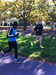 "Anna almost at the finish line after a great run • <a style=""font-size:0.8em;"" href=""https://www.flickr.com/photos/64883702@N04/7194530758/"" target=""_blank"">View on Flickr</a>"