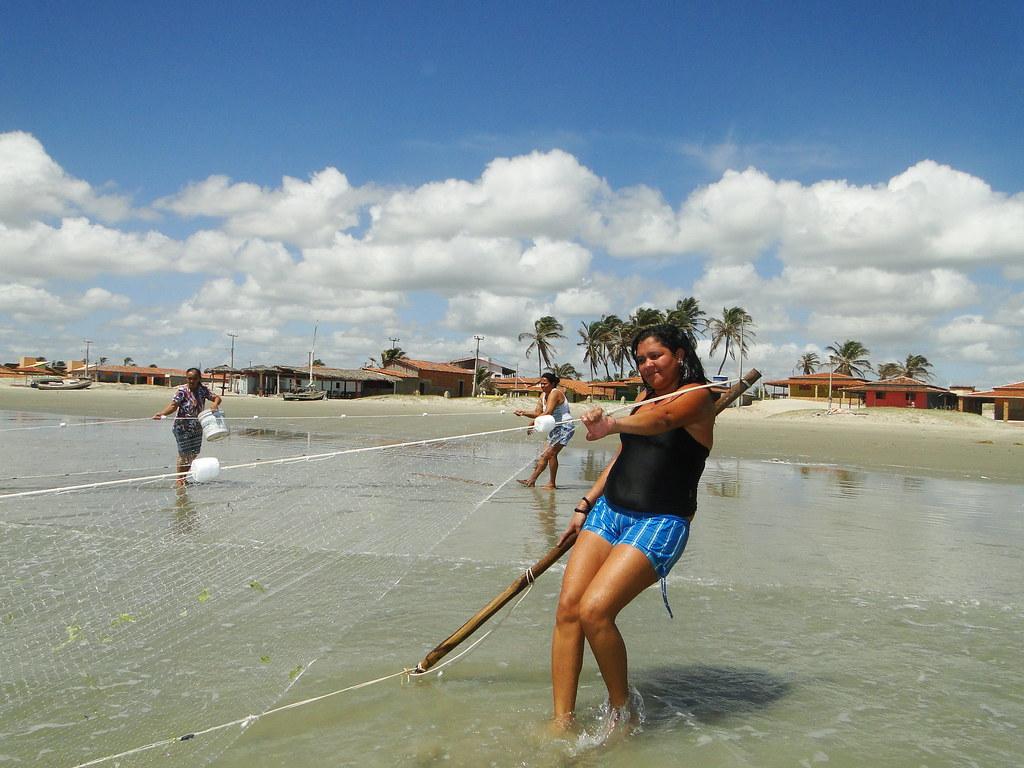 Atividades das Pescadoras. (19)