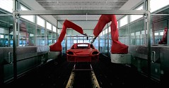 Ferrari Paint Pavilion, Maranello - Italy (Marco Visconti architetto) Tags: building architecture design arch edificio ferrari architect architettura planner mva sustainability maranello sustainabledesign contemporaryarchitecture industrialbuilding architetto industrialarchitecture italiandesign italianarchitecture architetturaindustriale sustainablearchitecture sostenibilit verniciatura marcovisconti progettista architetturaitaliana architetturacontemporanea industrialpavilion geo:lat=445324 passiva architetturasostenibile designitaliano edificioindustriale italianarchitect architettoitaliano progettosostenibile architecture:building=pavilion geo:lon=108699 italy:architecture=ferrari architetturaferrari ferraripaintpavilion paintpavilion sustainablearchitect architettosostenibile architettotorino marcoviscontiarchitects architettovisconti architectvisconti marcoviscontiarchitect architettomarcovisconti ferrariarchitect architettoferrari padiglioneindustriale architecture:architect=visconti architecture:susainable=visconti sustainability:architecture=visconti arch:architect=visconti italia:architettura=ferrari architecture:building=industrial category:indusrty=designarchitecture category:indusrty=realestate ferrariarchitecture mvarchitects passivearchitecture verniciaturaferrari
