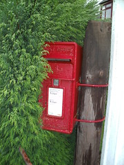 PH2 140 (aecregent) Tags: postbox royalmail eiir scottishcrown 200912 ph2140