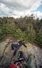 Death in Summer (Pekdeche) Tags: white mountains zeiss hiking traverse nh presidential 12mm ikon ektar