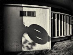 2013 141 (Nigel Bewley) Tags: street city uk light shadow england blackandwhite london texture station underground pattern transport tube may londonunderground 365 everyday publictransport ealing thetube centralline a40 londonstreets londontransport tfl westernavenue transportforlondon artphotography hangerlane creativephotography hangerlanegyratory unlimitedphotos may2013 canong1x 2013yip