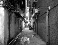 Backstreets (Mykee Alvero) Tags: pictures street travel urban art night photography hongkong