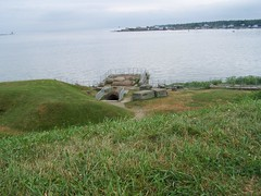Fort McClary- Kittery Point ME (26) (kevystew) Tags: statepark fort maine kitterypoint yorkcounty fortmcclary nationalregister nationalregisterofhistoricplaces portsmouthharbor