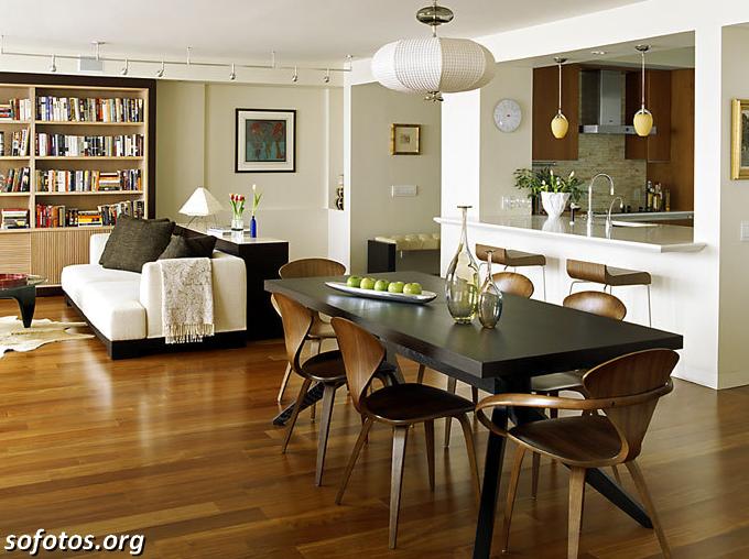 Salas de jantar decoradas (2)