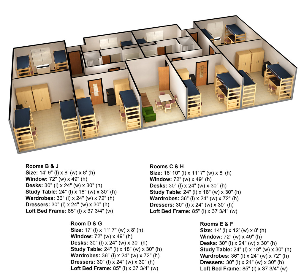 Michigan State University Dorm Room Layouts Viewing Gallery