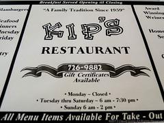 KIPS (judyboy) Tags: family music favorite food festival breakfast shopping yum fave warwick pawtucket kips 2013 gaspeedays 2013davidgongallrightsreserved oneofmyfavoritebreakfastjoints
