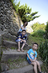 2013-06-01 16.00.38 (pang yu liu) Tags: travel bridge station train amber kai 06 eason miaoli jun yi       sanyi touliu 2013