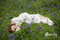 [Blue Dreams.] 2. (Gaietty) Tags: wood uk morning blue trees summer portrait england woman white cold flower colour tree green art feet me nature girl face field grass lady female forest self canon pose hair spring model eyes hands closed day mood alone afternoon hand dress arms legs emotion skin princess artistic wind bell body bare faith may bodylanguage posing location lips dreaming fairy dreams fields barefeet language emotions bushes bluebell canoneos tale lithuanian feelings markii closedeyes mark2 2013 gaietty