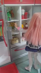 5/7 Cooking with love (royalhearts) Tags: hello pink cooking kitty ment re pure licca rilakkuma neemo azone